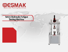 Servo Hydraulic Fatigue Testing Machine