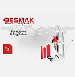 Electrical Core Drilling Machine