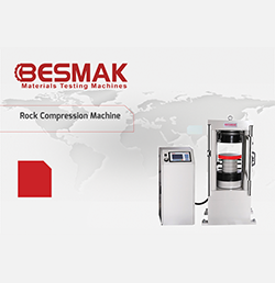 Rock Compression Machine