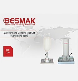 Moisture and Density Test Set